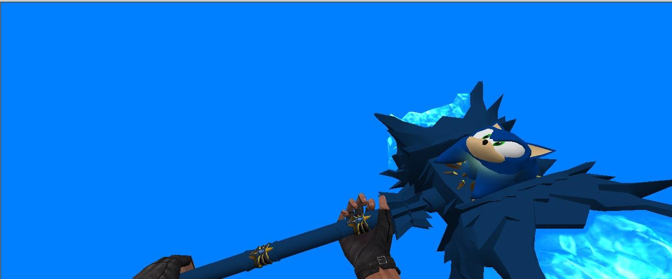 Купить Модель ножа Warhammer Sonic